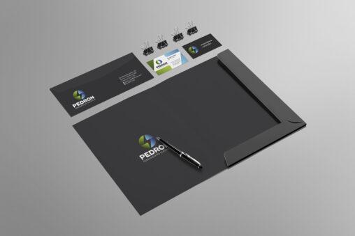 mostrar o material criado para pedron ferramentas elétricas